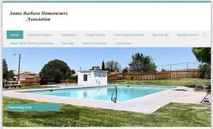 Website re-design abq-albuq-albuquerque